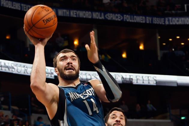 Charley Walters: Expect Timberwolves to Re-Sign Nikola Pekovic