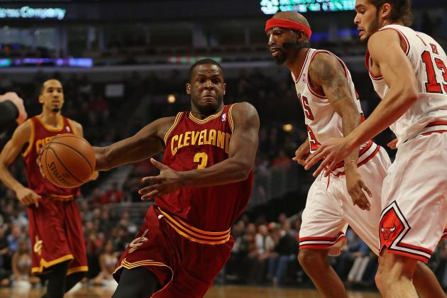 Tyler Zeller Returns, but Dion Waiters, Daniel Gibson out for Cavaliers