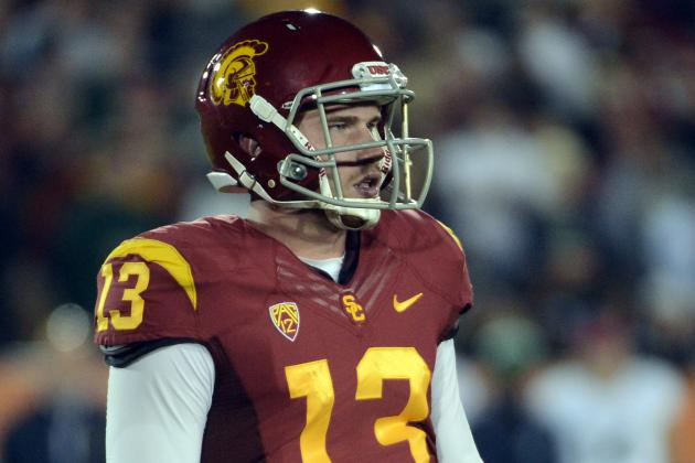Three Trojans Snap Right to It in USC Quarterback Competition