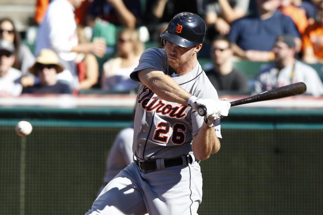 New York Mets: Could Brennan Boesch Be a Possible Trade Target?