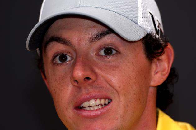 Best of Rory McIlroy's Quotes from WGC-Cadillac News Conference