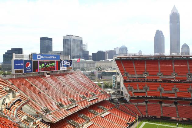 Browns Maintain Season-Ticket Prices for Fifth Consecutive Year