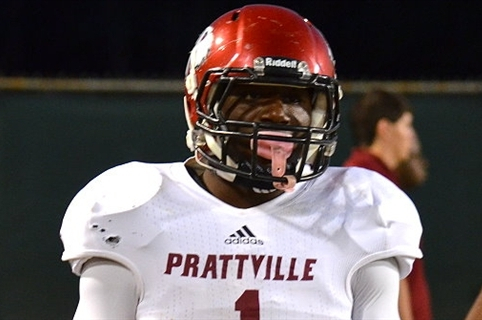 Watch Auburn RB Commit Kamryn Pettway Squat 605 Pounds