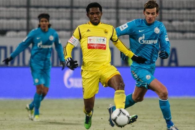 Europa League: Can Anzhi Makhachkala Put Dagestan on the Football Map?