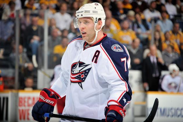 NHL Trade Rumors: Jack Johnson Won't Fix the Penguins' Defensive Weaknesses