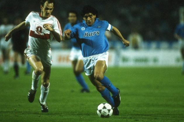 Napoli Still Diego Maradona's City Almost 3 Decades After the First Scudetto
