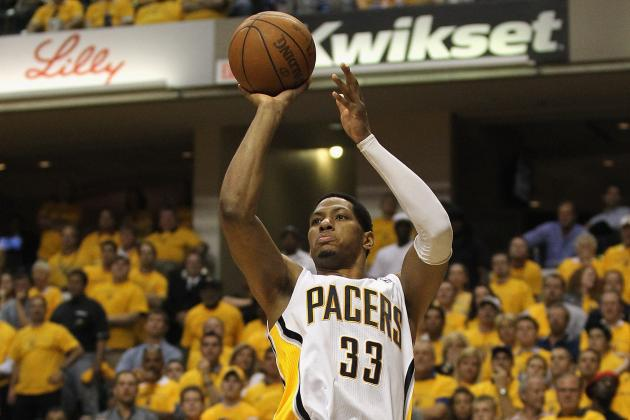 Pacers Granger out a Week Due to Sore Knee. Again.