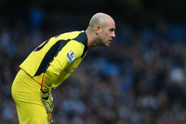 Pepe Reina Calls on Liverpool to Spend to Realise Potential
