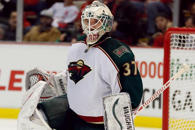 Wild's Harding 'feeling a Lot Better' After MS Setback