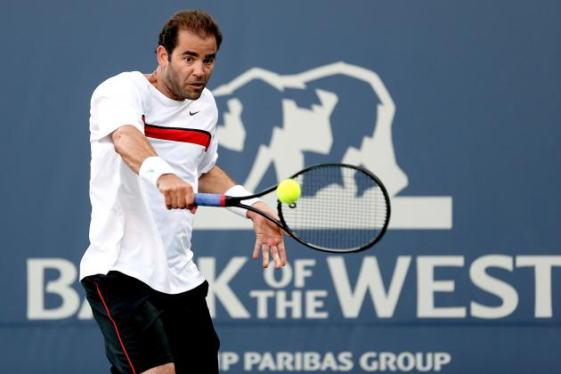 Sampras: Homogenous Playing Styles Aid Big 4 Dominance
