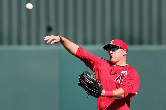 Trout Wanted to Set Record with New Deal