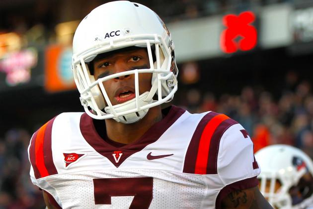 Why Virginia Tech's Marcus Davis Is the Perfect Late-Round Steal