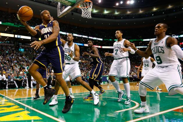 Celtics vs. Pacers: David West, Indiana Will Even Series Against Boston
