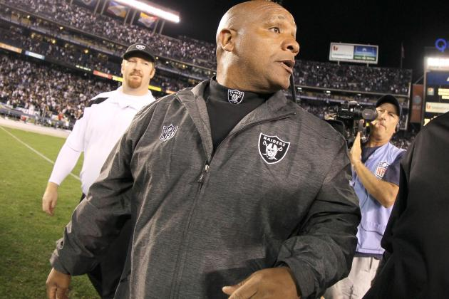 Hue Jackson Says Al Davis Offered Him GM Job