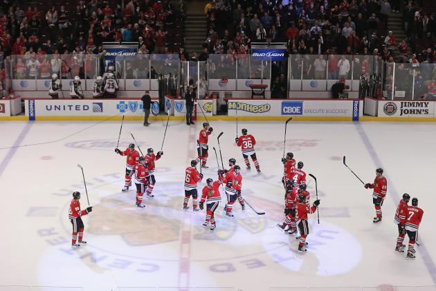 Avalanche vs. Blackhawks: How Colorado Snaps Chicago's Streak