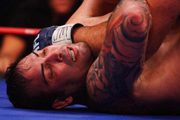 Former UFC Champ Ricco Rodriguez Reportedly Arrested on Suspicion of DUI