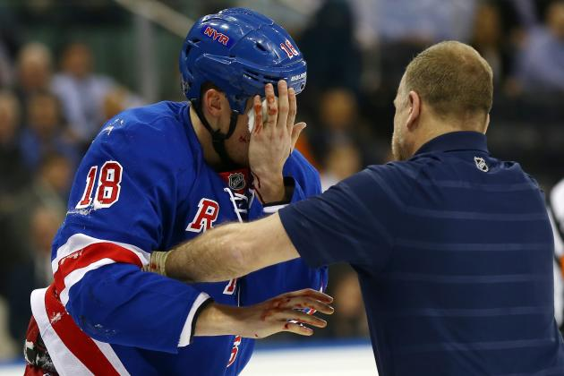 Marc Staal Injury: Updates on Rangers Defenseman's Eye