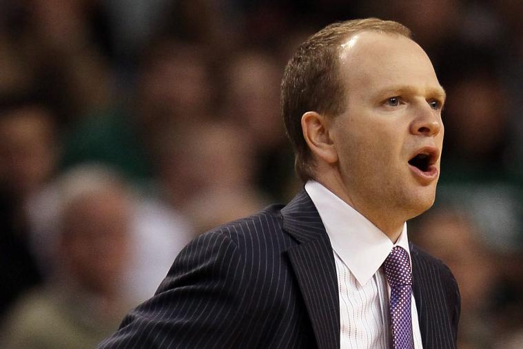 Pistons Coach Lawrence Frank out Tonight; Greg Monroe Could Be, Too