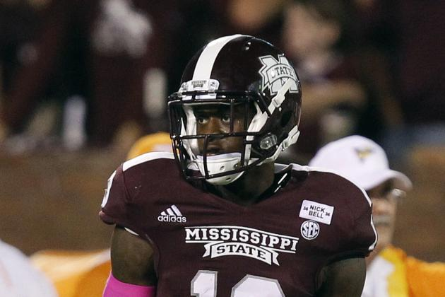 Johnthan Banks, Other Bulldogs Improve Times at Mississippi State's Pro Day