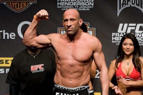 UFC Hall of Famer Mark Coleman Retires Ahead of Total Hip Replacement Surgery