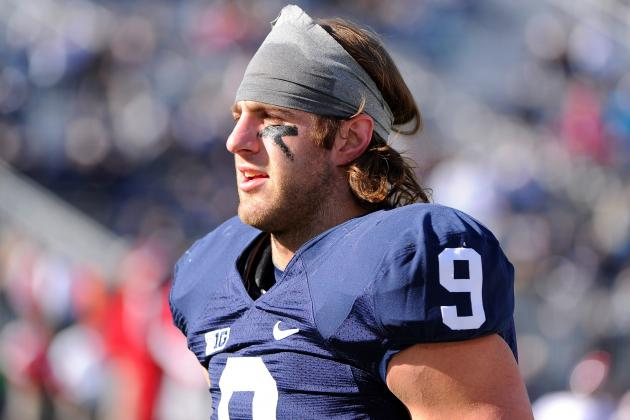 Michael Zordich Says He's 'the Strongest I've Ever Been' Heading into Pro Day
