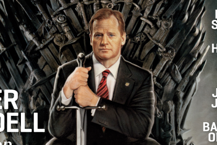 Roger Goodell Voted Most Powerful Person in Sports by Sports Illustrated