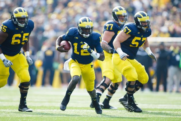 What 1 More Year of Eligibility Really Means for Michigan and Devin Gardner