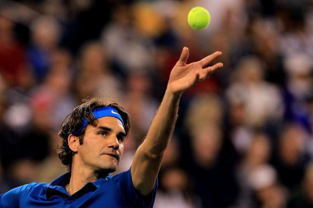 Breaking Down Roger Federer's Keys to Victory at BNP Paribas Open