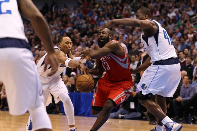 Mavericks to Alter Philosophy After Blowout to Rockets
