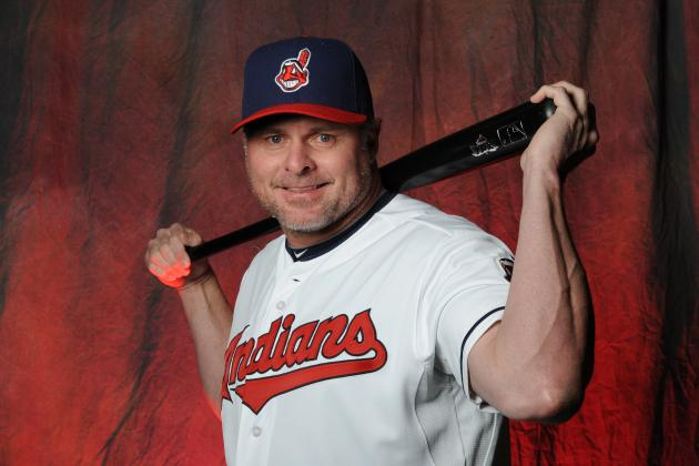 "Jason Giambi: ""He's Not a Veteran, He's the Veteran"""