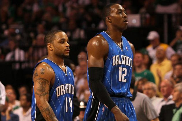 Magic's Jameer Nelson Fires Back at Dwight Howard