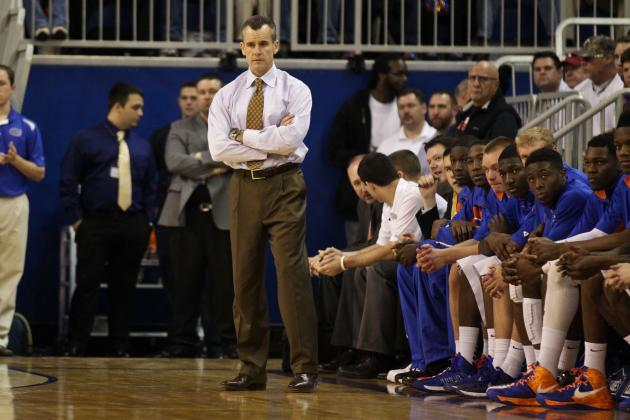 Vanderbilt vs. Florida: Gators Seniors Will Go out in Style on Senior Night
