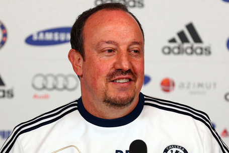 Benitez Says His Priority Is Chelseas Europa League Tie at Steaua Bucharest