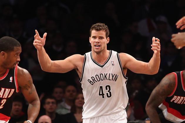 Kris Humphries Is Officially out of the Rotation, After Never Really Being in It