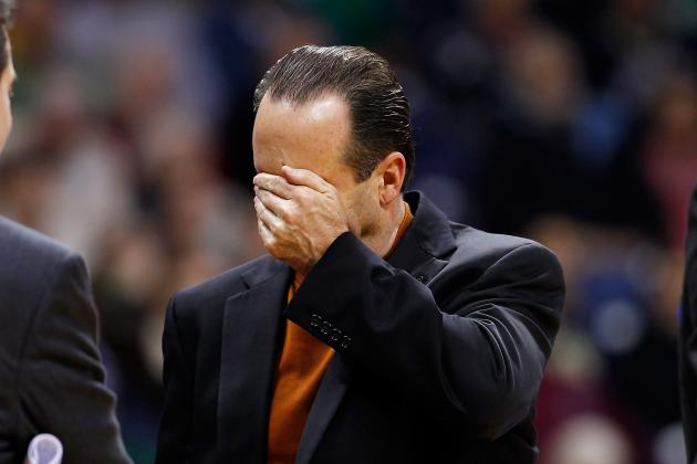 Brey Tired of Thinking About ND's League Next Year