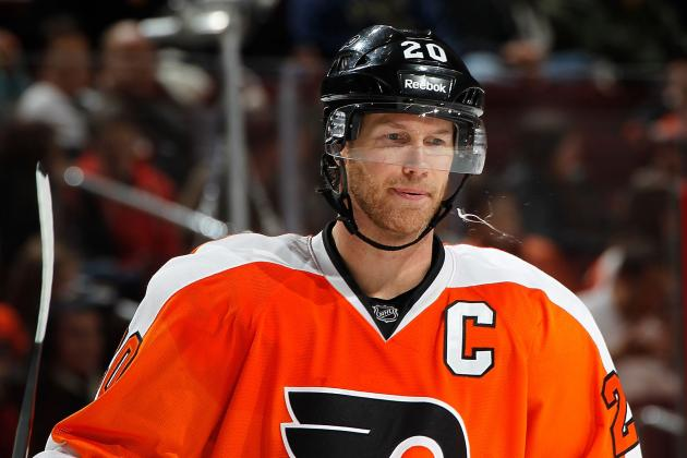 Pronger Opens Up on Loss of His Peripheral Vision, Retiring on His Own Terms