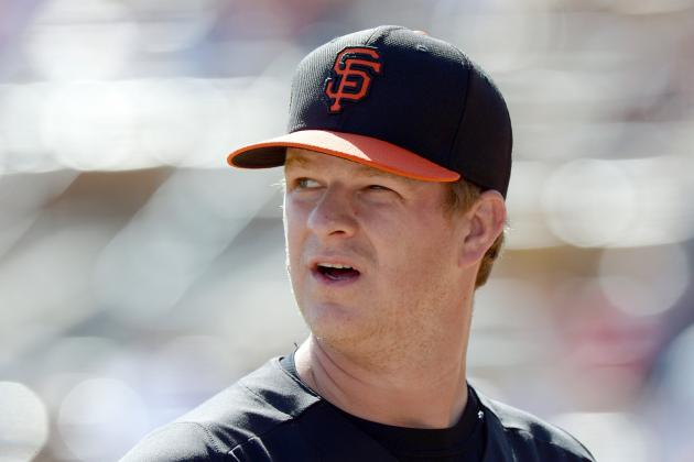 San Francisco Giants' Matt Cain Has Modest Goals for This Season