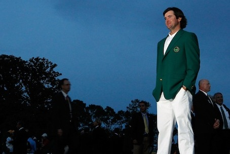 Auction of Green Jacket Halted by Augusta National Golf Club