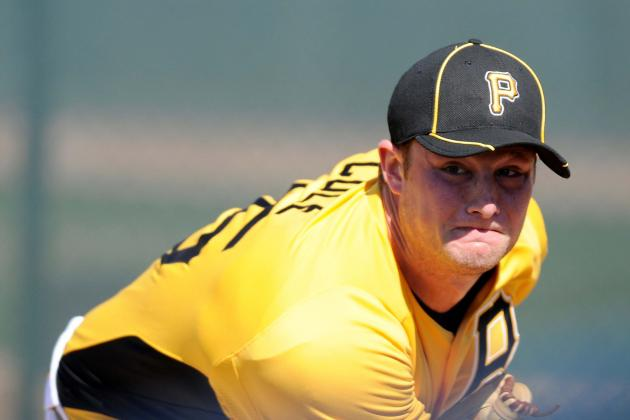Cole Knocks 'Em Dead, Major League Hopes Still Alive