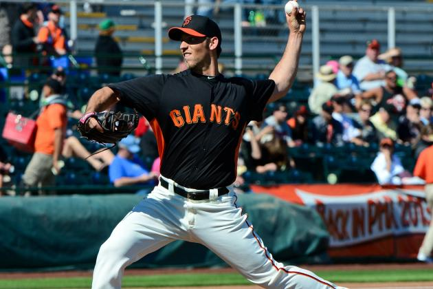 Bumgarner's Command Issues Remain