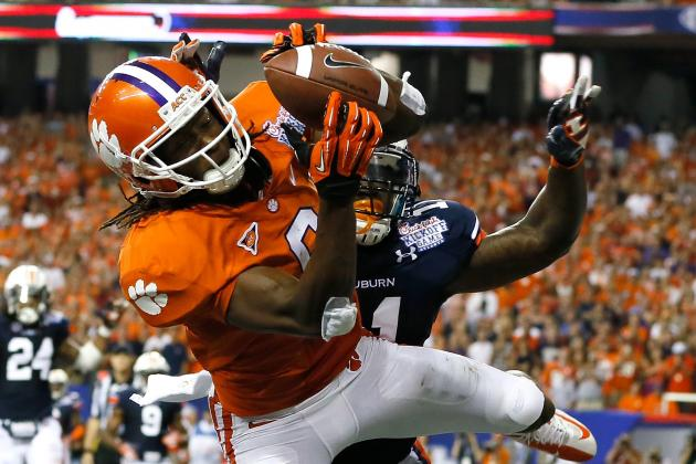 Clemson Pro Day 2013: Analyzing Draft Stock for Top Tigers Entering NFL Draft