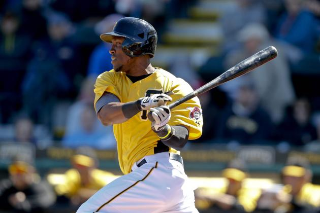 Pirates' Starling Marte's Fine Spring Training Traced to Offseason Work