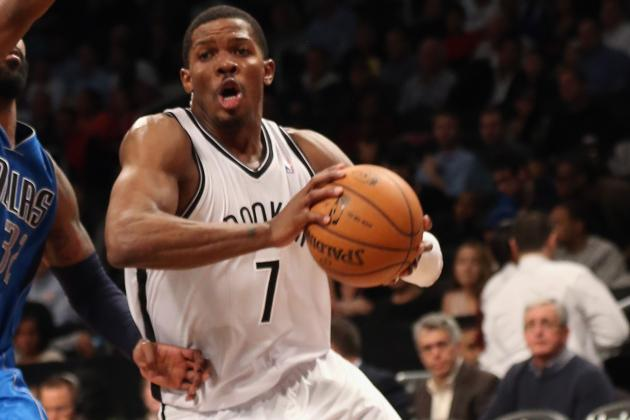 Johnson Getting Back to Normal Is Nets' Biggest Concern