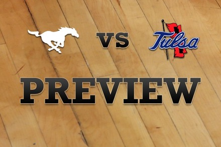 Southern Methodist vs. Tulsa: Full Game Preview