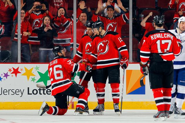 Devils Hope to End Slide Against Sabres