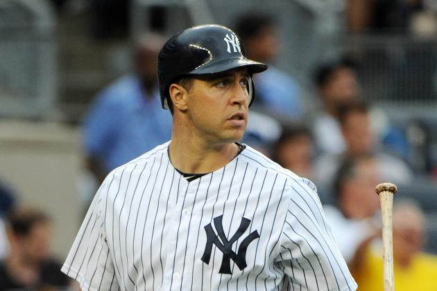 Report: New York Yankees Mark Teixeira out 8-10 Weeks with Wrist Injury