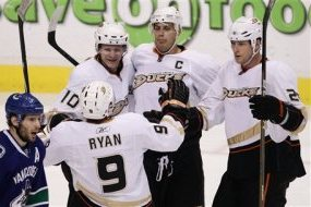 Ducks Reunite Perry-Getzlaf-Ryan Line