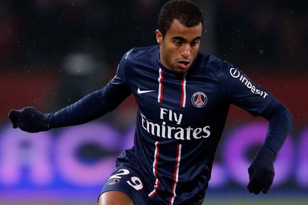 Lucas Moura: The Sole Bright Spot in PSG's Lackluster Performance
