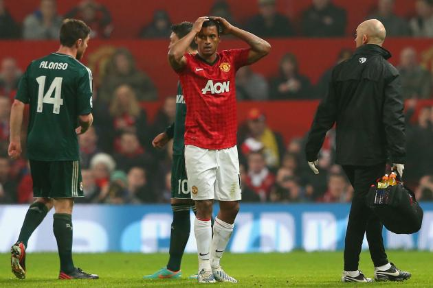 Nani Red Card: Blatter and Platini Leave Football Open for Controversy