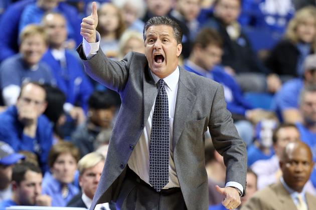 Calipari, Cats Preview UK at Georgia